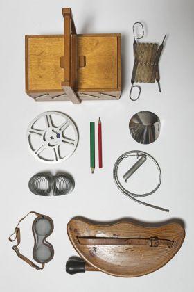 Oggetti anonimi. Fondazione Studio Achille Castiglioni, Milano