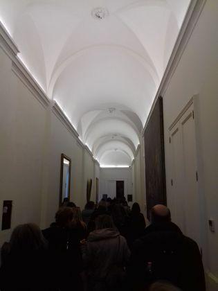 Per arrivare al Teatro San Carlo di Napoli bisogna passare per gli uffici amministrativi