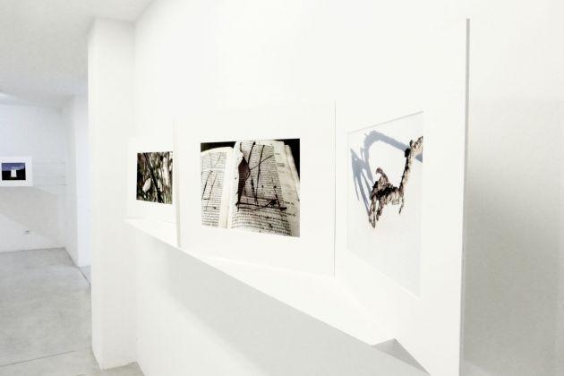 Pia Gazzola. Sorvolo. Exhibition view at Studio La Città, Verona 2018. Photo Valeria Nicolis