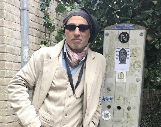 Pino Boresta, Giardini della Biennale, Venezia