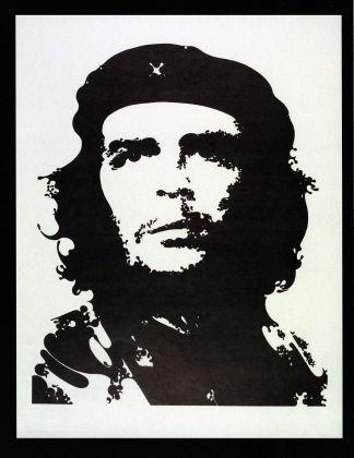 Poster di Che Guevara da una fotografia di Alberto Konda, ideato da Osiris Visions Ltd, fine anni '60 © Victoria and Albert Museum, London