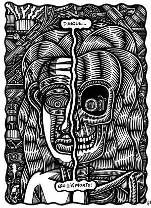 Prof. Bad Trip – Psycho (Eris Edizioni, Torino 2017)