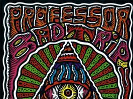Prof. Bad Trip – Psycho (Eris Edizioni, Torino 2017). Copertina