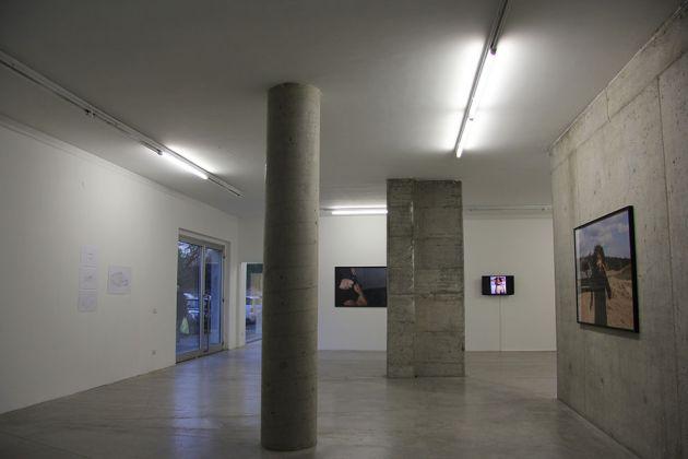 Regina José Galindo. Installation view at Prometeogallery, Milano 2017. Courtesy l'artista e prometeogallery di Ida Pisani, Milano Lucca