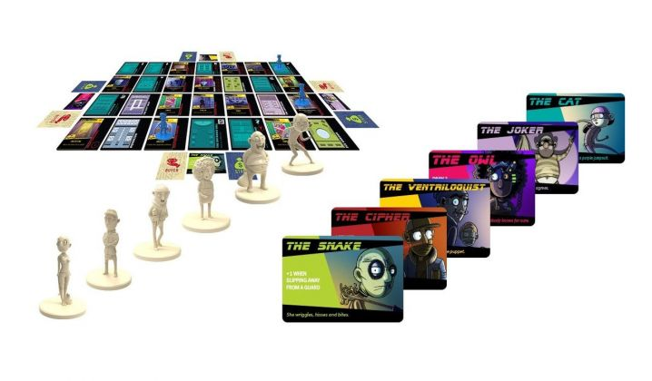 Room 17 Games, Museum Rush