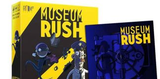 Room 17 Games, Museum Rush