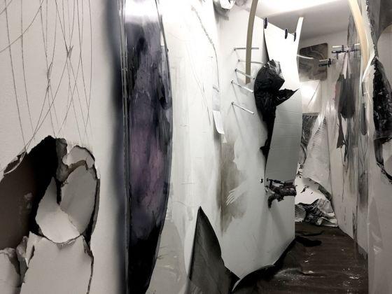 Shifting Surfaces. Exhibition view at Magma Gallery, Bologna 2018