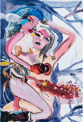 Silvia Argiolas. Il Mangiarsi Reciproco. Courtesy Richter Fine Art, Roma. Photo credits Giorgio Benni