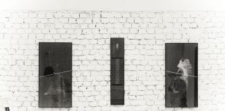 Stefano Caimi. Frammenti di Simbiosi. Installation view at Galleria Angelo della Pergola 1, Milano 2018