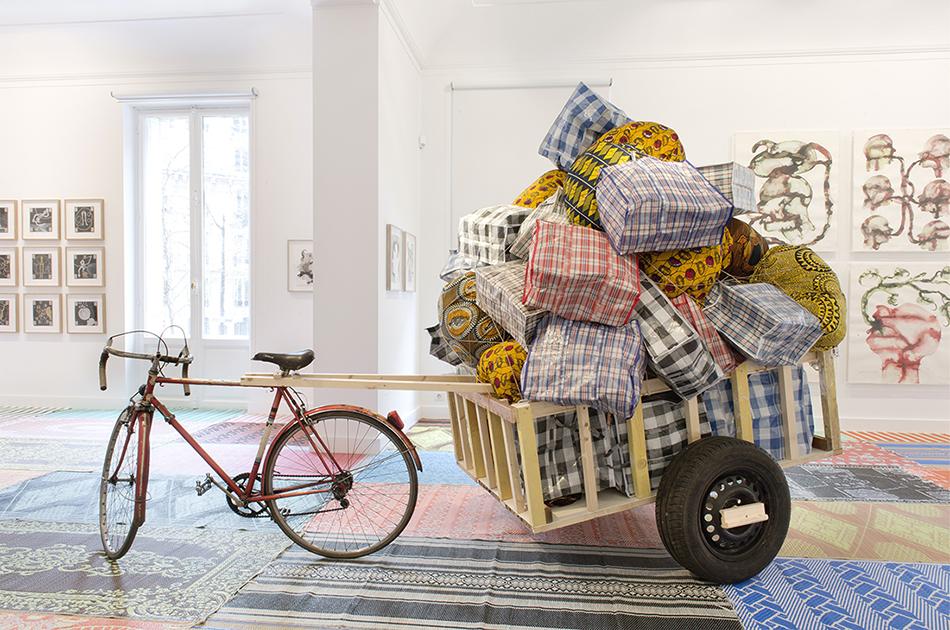 Toguo, Exodus. Courtesy Le Murate PAC | PAC Progetti Arte Contemporanea