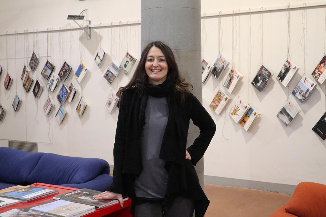 Valentina Gensini, 2018. Courtesy Le Murate PAC | PAC Progetti Arte Contemporanea