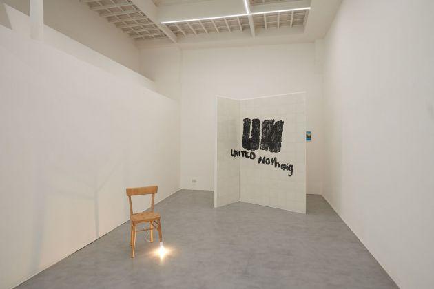 Vedovamazzei, United nothing, 2015-2016 - Apliance 3, 2000 2017. Courtesy Galleria de' Foscherari, Bologna
