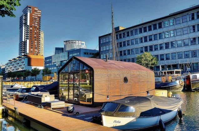 Wikkelboat, Rotterdam