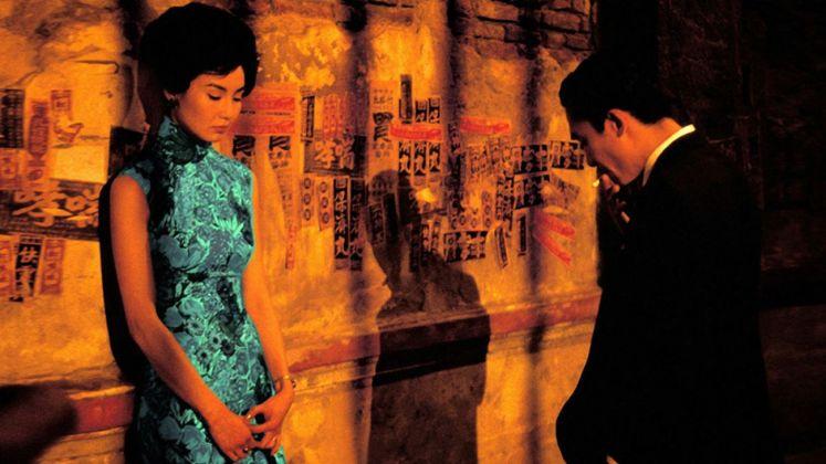 Wong Kar wai, In the Mood for Love, 2000. Still da film