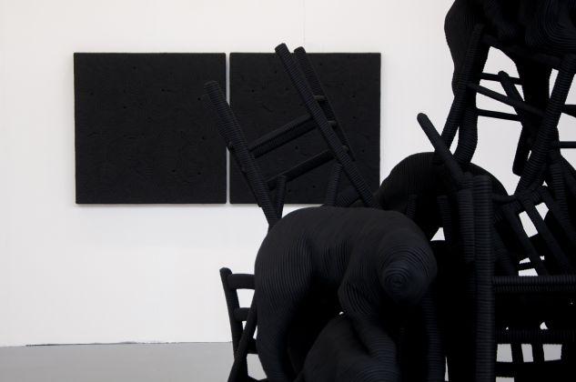 artefiera 2018, galleria caldirola grassino