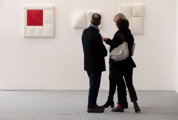 artefiera 2018, galleria marignana, mats bergquist, ph. Irene Fanizza