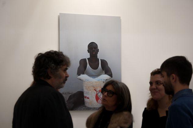 artefiera 2018, galleria traffic, cosimo terlizzi, ph. Irene Fanizza