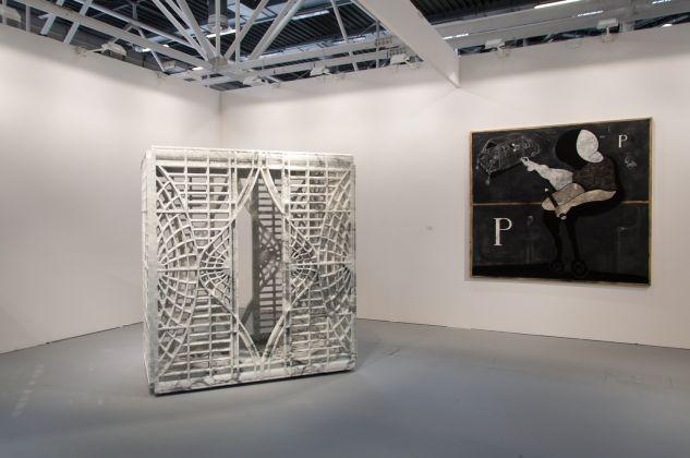 artefiera 2018, galleria poggiali, fabio viale, ph. Irene Fanizza