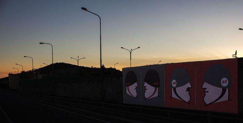 Iabo, urban design