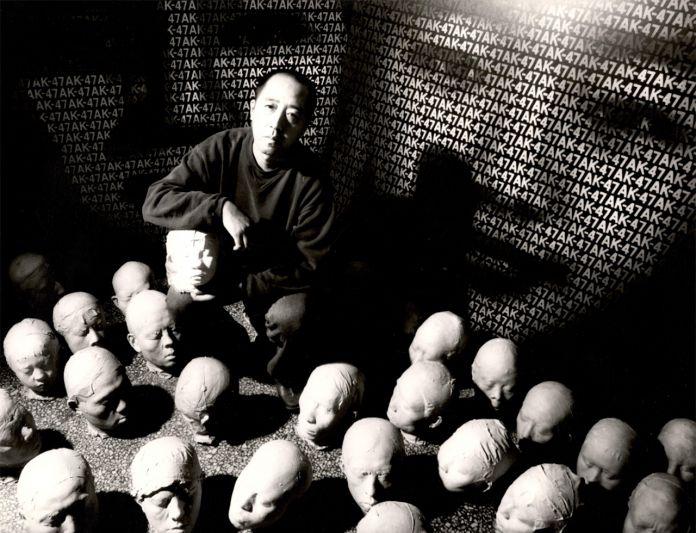 Zhang Dali a Bologna