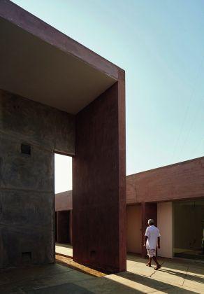 Barclay & Crousse, Museo de Sito de Paracas © Cristobal Palma