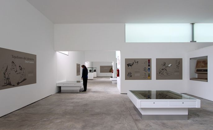 Barclay & Crousse, Museo de Sito de Paracas © Jean Pierre Crousse
