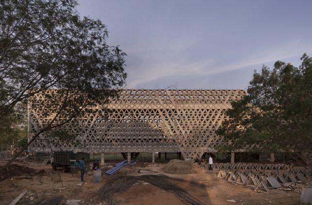 Gabinete de Arquitectura, Faculty of Architecture, Design and Art (FADA), Asunción © Federico Cairoli