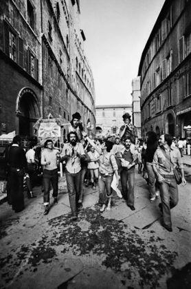 Roberto Masotti, Umbria Jazz, Perugia, 1973, Courtesy l'autore
