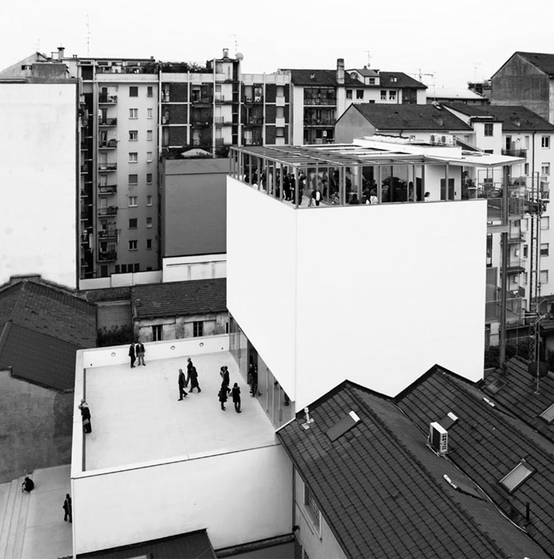 CLS Architetti, Galleria Lia Rumma, Milano