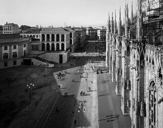 Gabriele Basilico,Milano, 2011, pure pigment print, cm 100X130, Edizione di 10, Courtesy: Photo&Contemporary