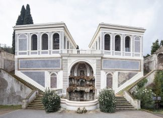 Le Uccelliere Farnese dopo il recente restauro (2013-2018) Archivio Fotografico del Parco Archeologico del Colosseo © ph di Bruno Angeli