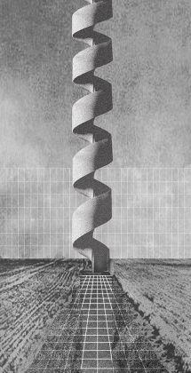 Divina Sezione. L'architettura italiana per la Divina Commedia © Pietro Carlo Pellegrini