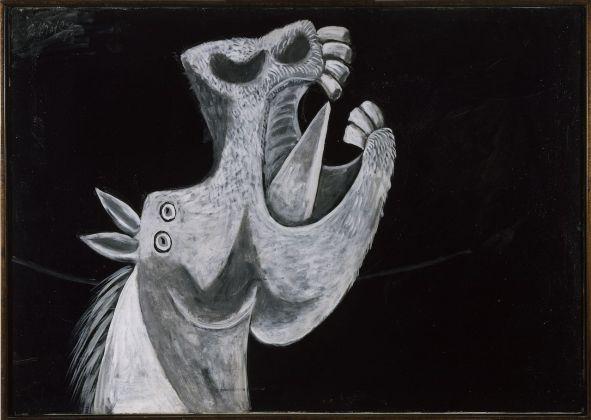 Anonyme, Adhésion association France Espagne, impression sur papier,30,1 x 21,9 cm, Musée national Picasso-Paris, Archives privées, 515AP/H/21/20 ©RMN-Grand Palais / Mathieu Rabeau ©Succession Picasso 2018