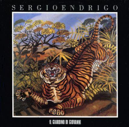 ANTONIO LIGABUE – La tigre SERGIO ENDRIGO – Il giardino di Giovanni (New Enigma, 1988)