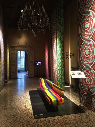 AfricaAfrica. Exhibition view at Palazzo Litta Cultura, Milano 2018