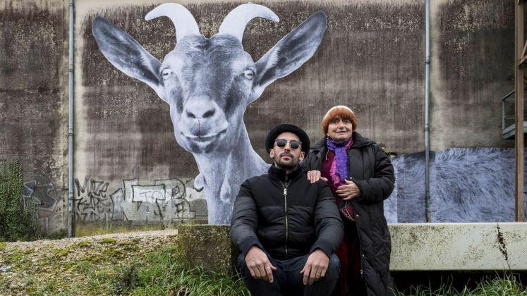 Agnès Varda e JR