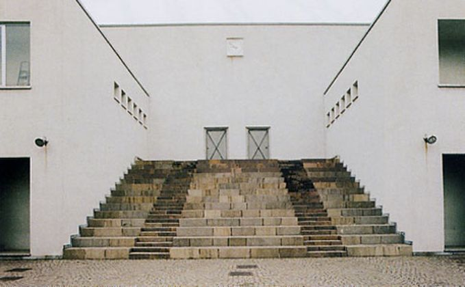 Aldo Rossi, Scuola elementare, Fagnano Olona, 1972-76
