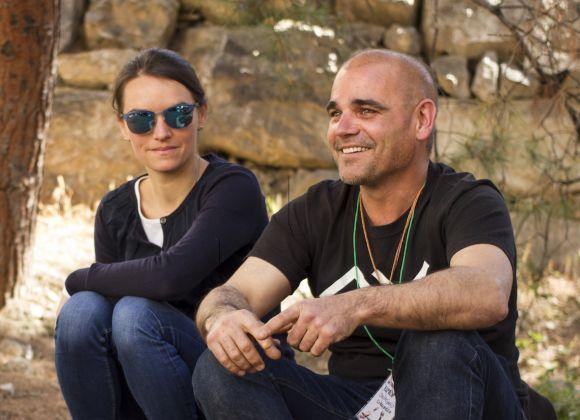 Alice Attout and Santiago Cirugeda