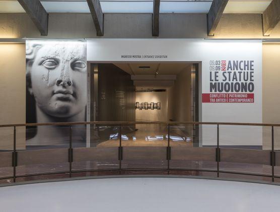 Anche le statue muoiono, Museo Egizio di Torino