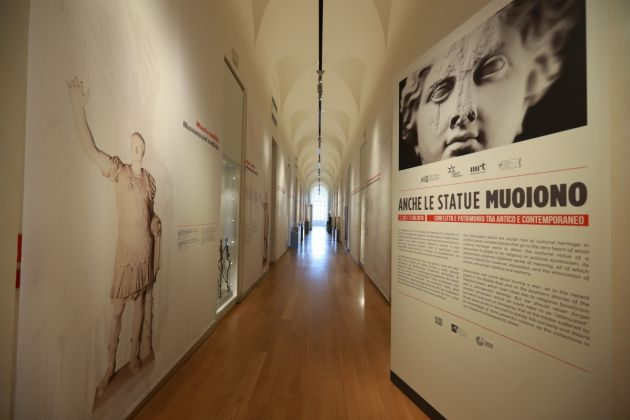 Anche le statue muoiono Musei Reali Torino