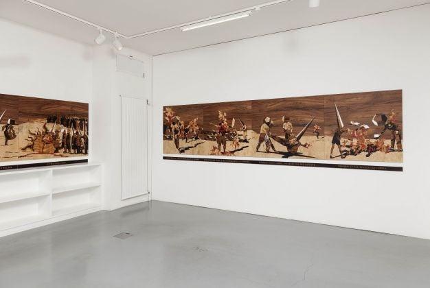Andrea Mastrovito, Le Jardin des Histoires du Monde, 2018