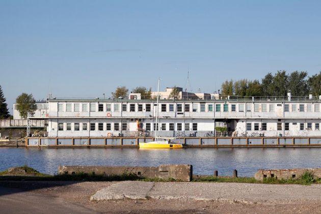 Andrejsala, Riga. Photo Ansis Starks. Courtesy of RIBOCA