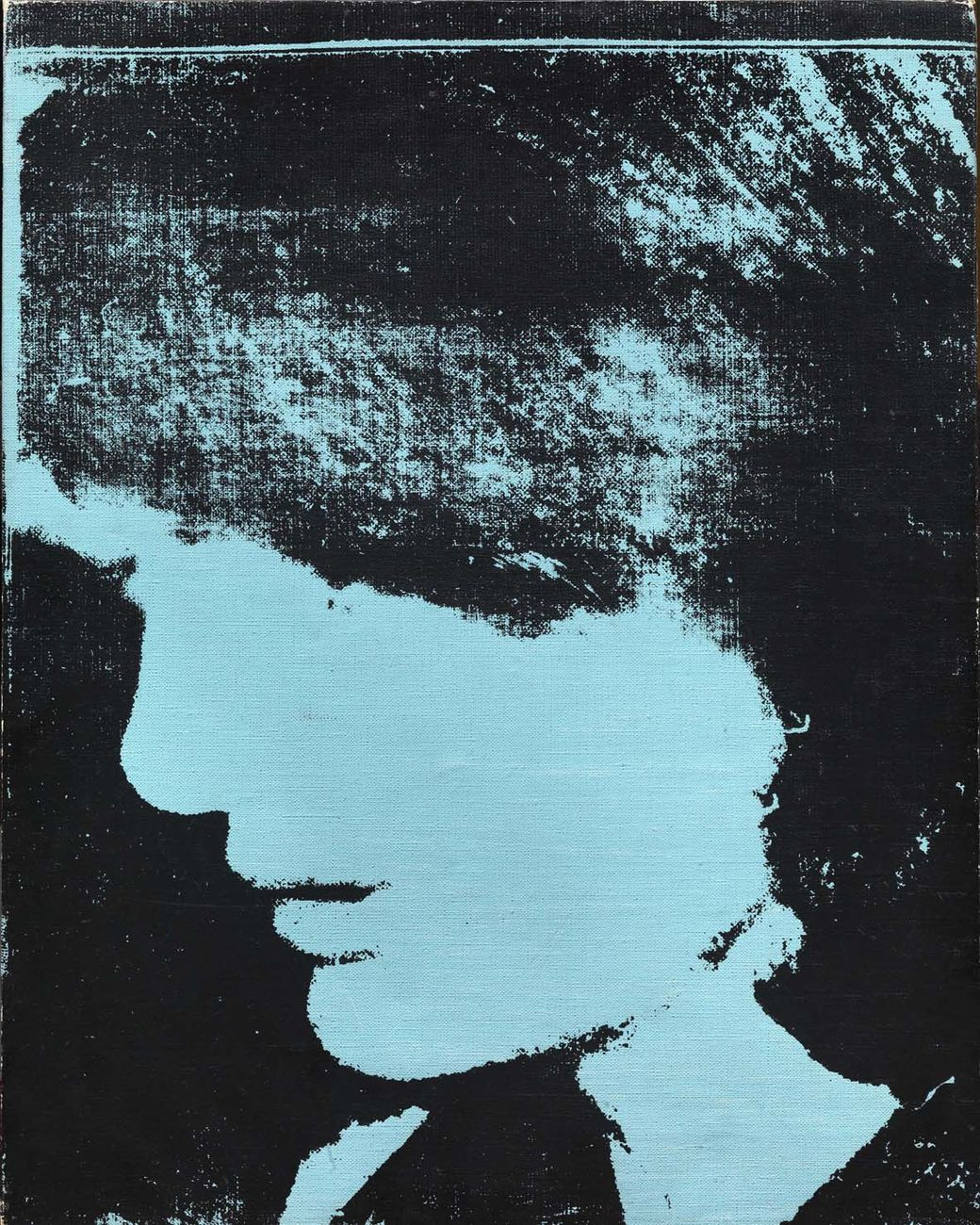 Andy Warhol, Jackie, 1964. Collezione Roberto Casamonti, Firenze