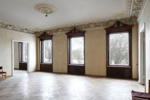 Apartment of Kristaps Morbergs, Riga. Photo Ansis Starks. Courtesy of RIBOCA