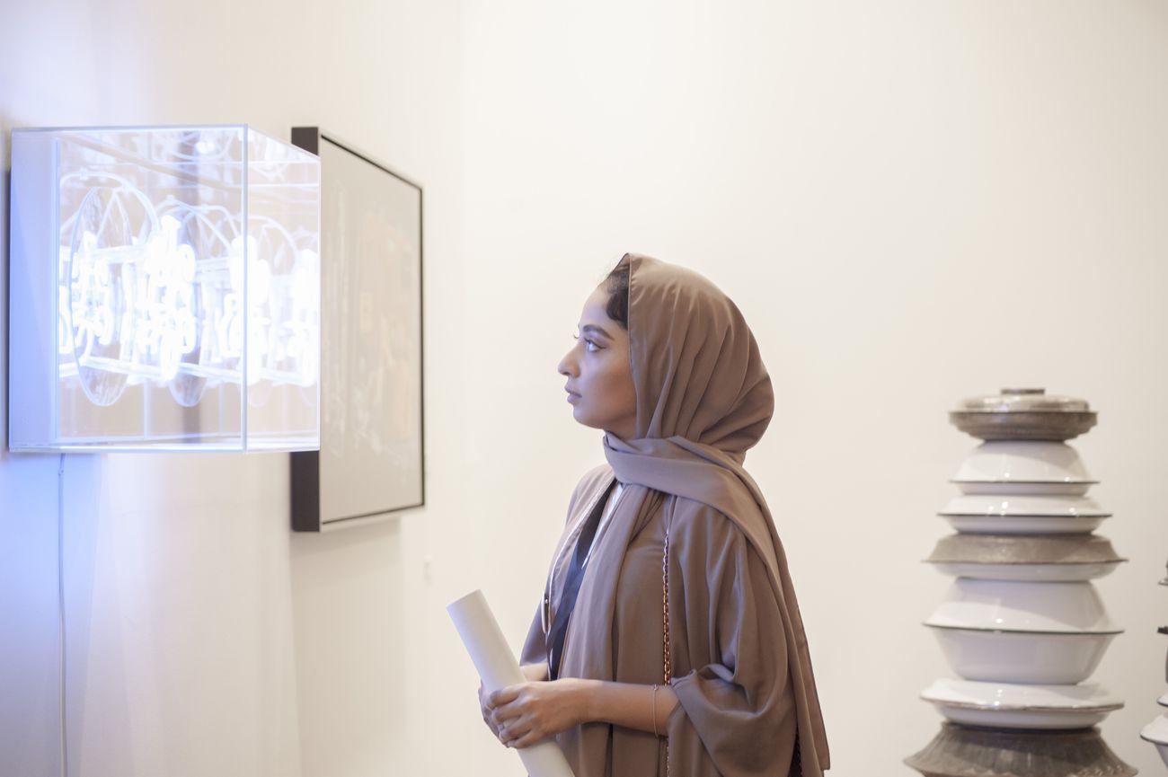 Art Dubai Contemporary 2017. Courtesy Photo Solutions