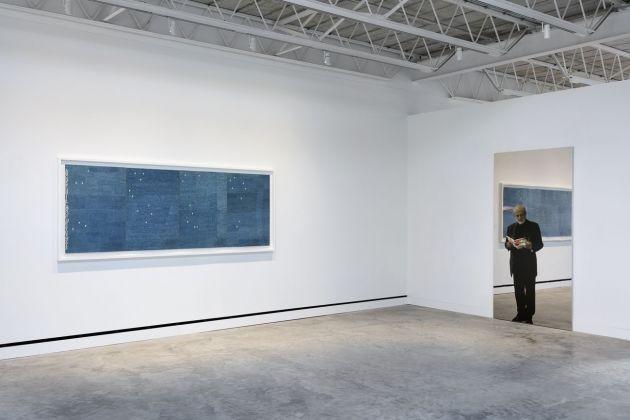 Arte Povera. From the Olnick Spanu Collection. Installation view at Installation view at Magazzino Italian Art, New York 2018. Courtesy Magazzino Italian Art. Photo Marco Anelli © 2018