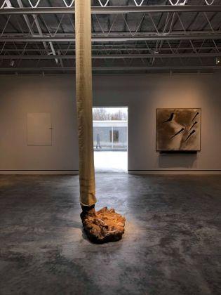 Arte Povera. From the Olnick Spanu Collection. Installation view at Magazzino Italia Art, New York 2018. Photo Maria Domenica Rapicavoli