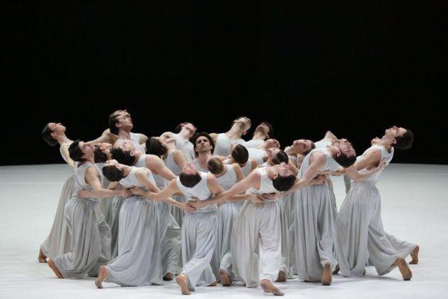 Aszure Barton, Mahler 10. Teatro alla Scala, Milano 2018. Photo credits Marco Brescia e Rudy Amisano - Teatro alla Scala