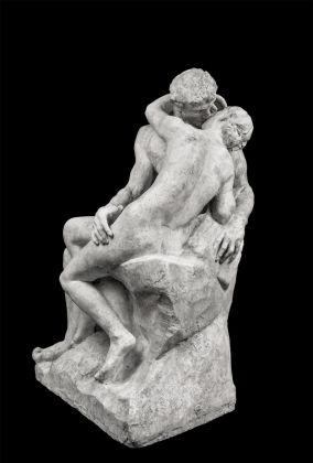 Auguste Rodin, Il bacio, 1885 ca. Parigi, musée Rodin. © Musée Rodin, photo Jérome Manoukian