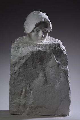 Auguste Rodin, Il pensiero, 1893-95. Parigi, musée Rodin © Musée Rodin, photo Christian Baraja